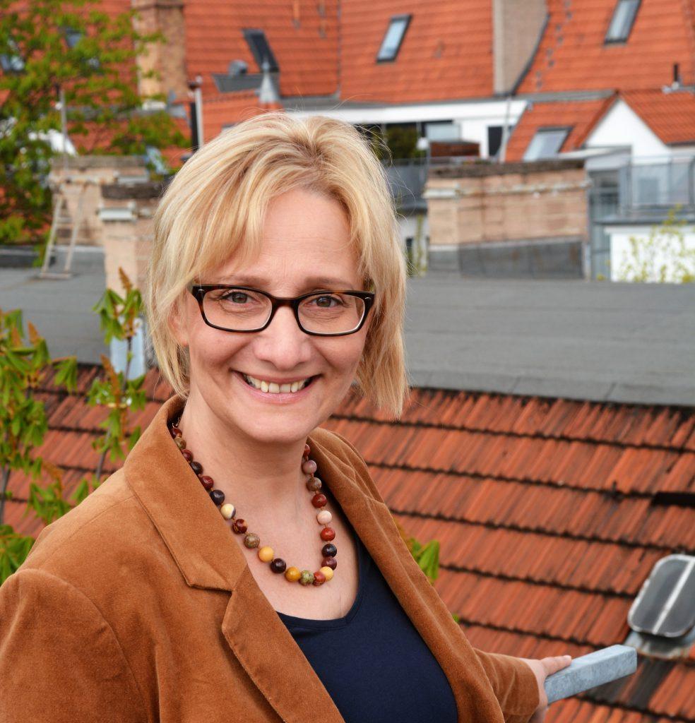Profil Aline Kramer Berlin Pankow